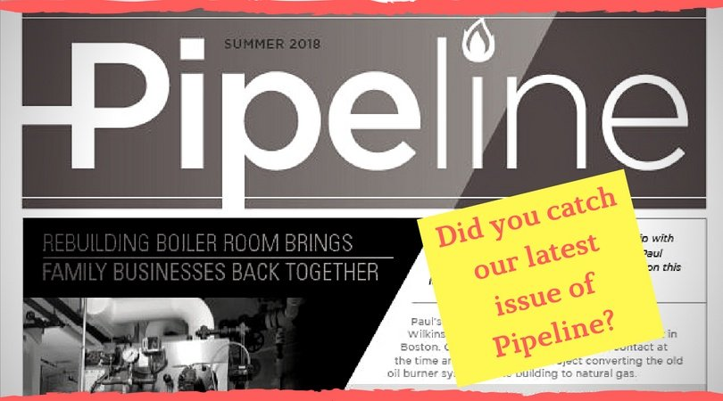 Did you catch our latest issue of Pipeline_