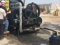 Mobile Boiler is Ship Shape
