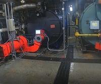 Milton Academy Boiler Installation